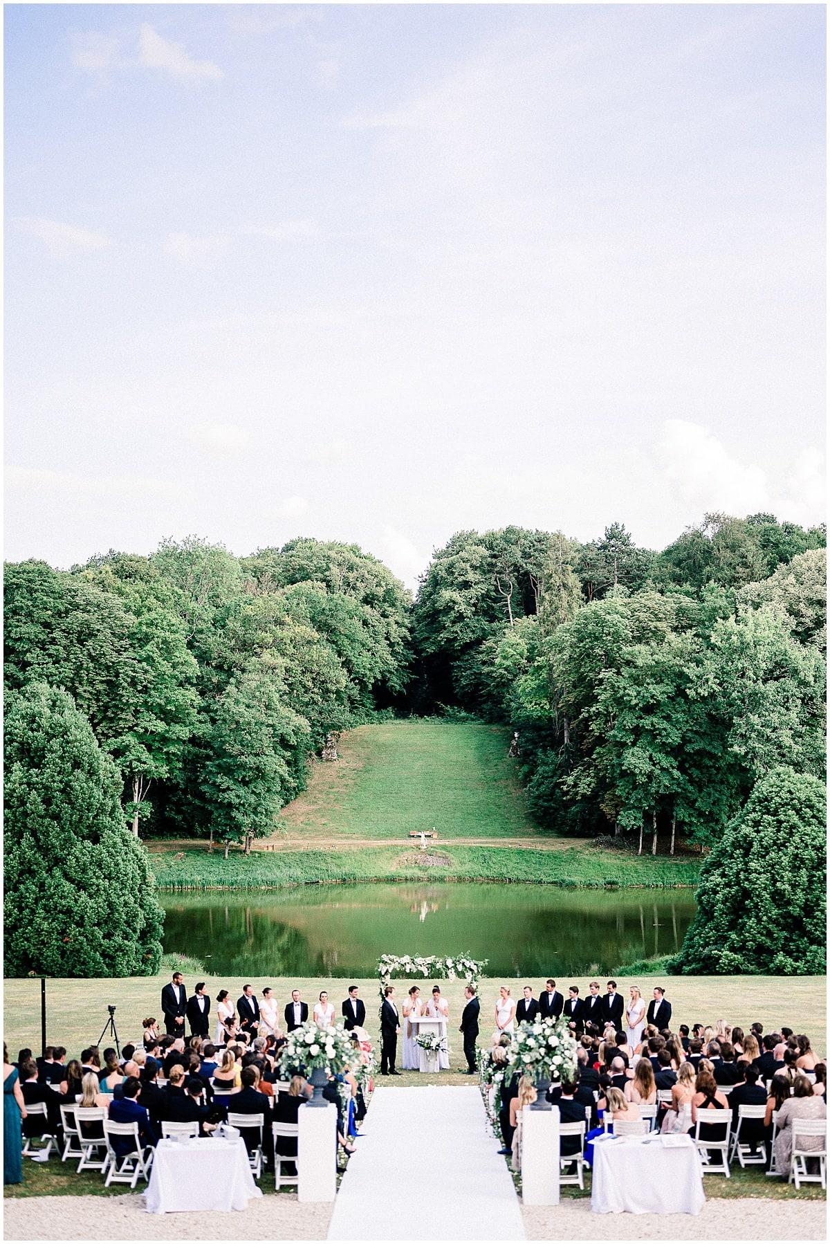 Gay chateau baronville paris destination wedding fineart