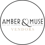 Amber & Muse Vendors