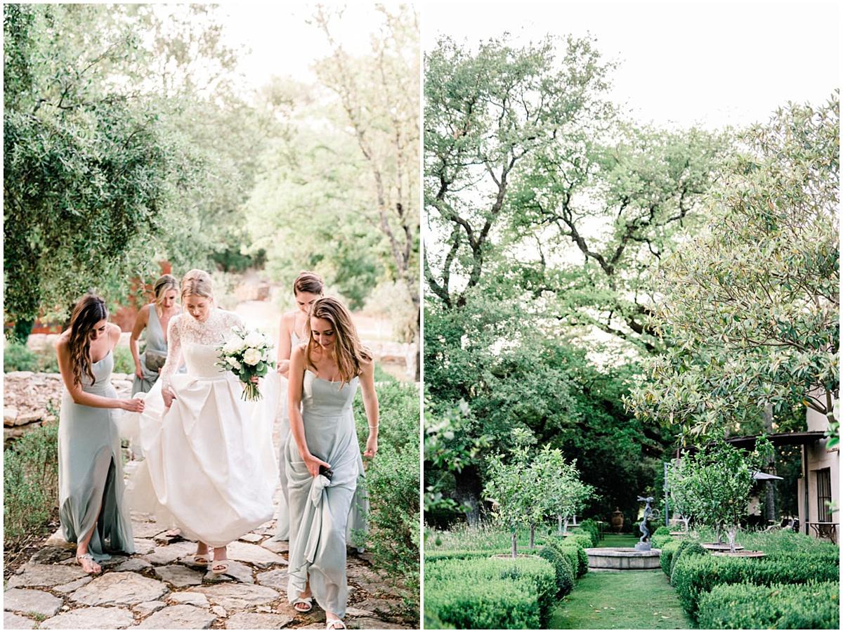 fine art wedding bride