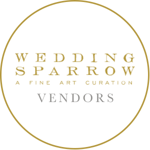 Wedding Sparrow vendors