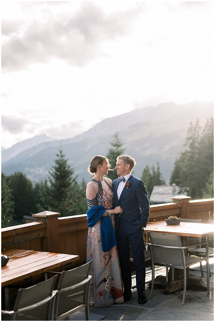 swiss destination wedding photographer Crans Montana